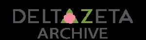 Delta Zeta Archive
